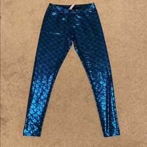 IHR Mermaid Leggings